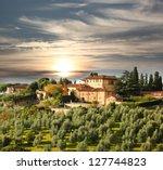 Luxury Villa In Tuscany  Famou...