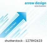 arrow design | Shutterstock .eps vector #127842623