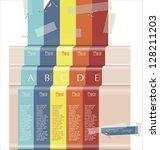 modern design template | Shutterstock .eps vector #128211203