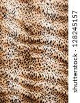 Leopard Print Fur Blanket...