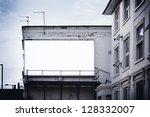 blank billboard | Shutterstock . vector #128332007
