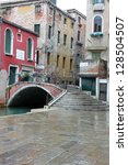 Streets And Canals Of Venice I...