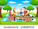 a vector illustration of a... | Shutterstock .eps vector #128689913