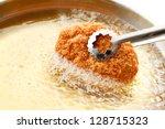 deep fry | Shutterstock . vector #128715323