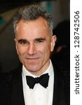 Daniel Day Lewis arriving for the EE BAFTA Film Awards 2013 at the Royal Opera House, Covent Garden, London. 10/02/2013 Picture by: Steve Vas - stock photo