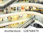 HONG KONG - JANUARY 15: Times Square is a major shopping center and office tower complex on January 15, 2013 in  Hong Kong. Consists of 83,700 m�² of retail space, and  102,300 m�² of accommodation. - stock photo
