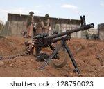 Military Weapons  Anti Tank Gun