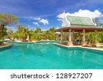 koh kho khao  thailand   nov 7  ... | Shutterstock . vector #128927207