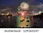 Sydney City Family Firework Ne...