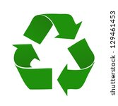 recycle symbol | Shutterstock . vector #129461453