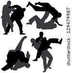 azione,attività,aggressione,atleta,cintura,nero,combattivo,competitivo,cultura,est,esercizio,combattimenti,sano,illustrazione,isolato