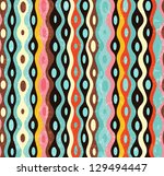 seamless abstract multicolor... | Shutterstock .eps vector #129494447