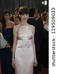 Small photo of LOS ANGELES, CA - FEB 24: Anne Hathaway at the 85th Annual Academy Awards on February 24, 2013 in Los Angeles, California