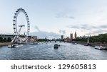 london  england   september 26  ... | Shutterstock . vector #129605813