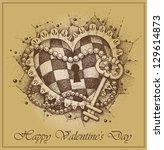 Valentine's Day C    Ard. Hear...