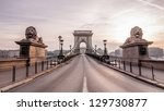 Magnificent Chain Bridge In...