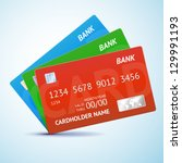 Three Cards  Credit Cards