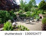 Beautiful Landscaped Garden...