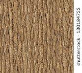 bark of elm. seamless tileable... | Shutterstock . vector #130184723