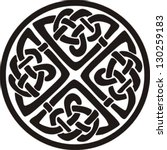 ancient,black,britannic,celtic,circle,cross,irish,knots,ornament,sacral,sign,symbol