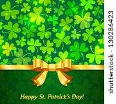 Green Shining Clovers Patrick'...