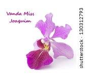 Vanda Miss Joaquim  Singapore'...