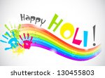 illustration of colors of... | Shutterstock .eps vector #130455803