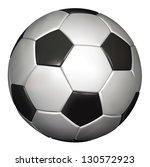 football | Shutterstock .eps vector #130572923
