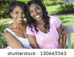 a beautiful happy middle aged... | Shutterstock . vector #130665563