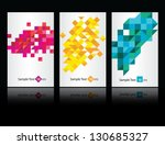 3 color business cards