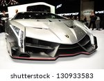 Постер, плакат: Lamborghini VENENO exclusive super