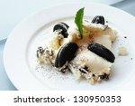 cheese cake   Shutterstock . vector #130950353