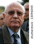 Mikhail Sergeyevich Gorbachev ...