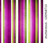 Retro Stripe Pattern In Green ...