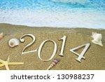 New Year 2014 On The Beach