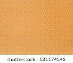orange yellow flower paper...   Shutterstock . vector #131174543