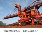 the stowed ore mechanical | Shutterstock . vector #131263127