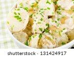 Potato Salad With Yoghurt And...