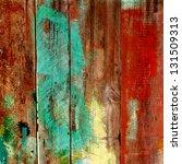 background gloomy charred...   Shutterstock . vector #131509313