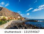 coast sea bay view warm... | Shutterstock . vector #131554067