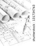 Architectural Blueprints Of Ne...