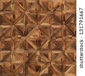 classical wooden parquet... | Shutterstock . vector #131791667