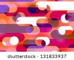 graphic pattern | Shutterstock . vector #131833937