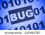 bug - stock photo