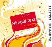 color background   Shutterstock .eps vector #13218361