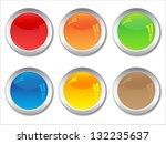power sign on white background | Shutterstock . vector #132235637