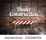 illustration of a under... | Shutterstock . vector #132266933
