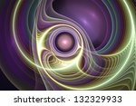 Abstract Fractal Pattern....