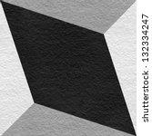 stone textured pattern cubes. ...   Shutterstock . vector #132334247