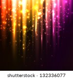 abstract colorful background | Shutterstock .eps vector #132336077